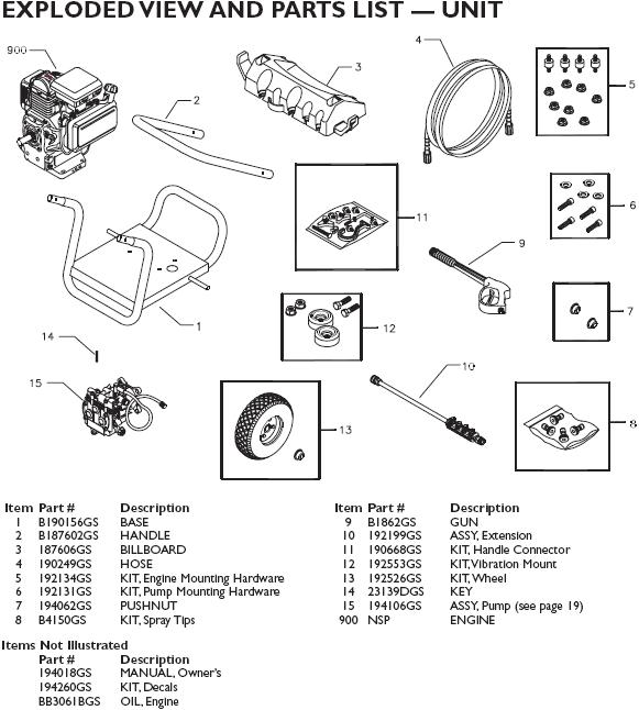 Pressure+washer+parts+diagram