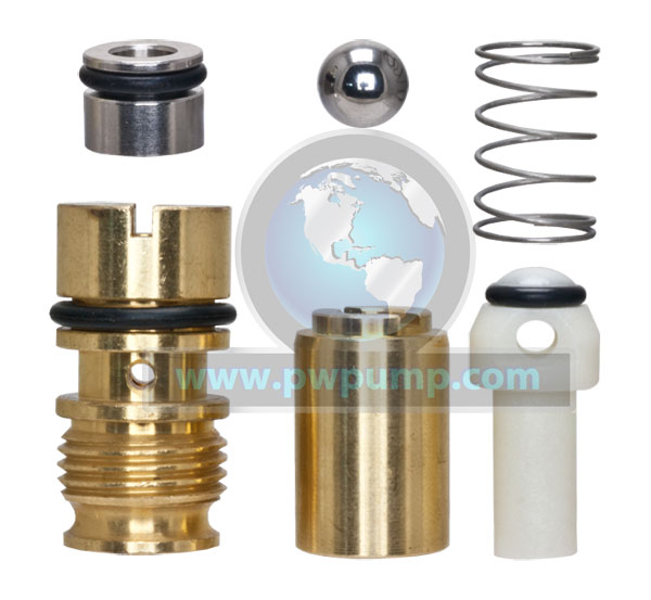High Pressure Outlet : High pressure outlet kit