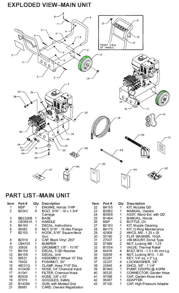 1295 0 owners manual breakdown 1295 0 engine parts generac