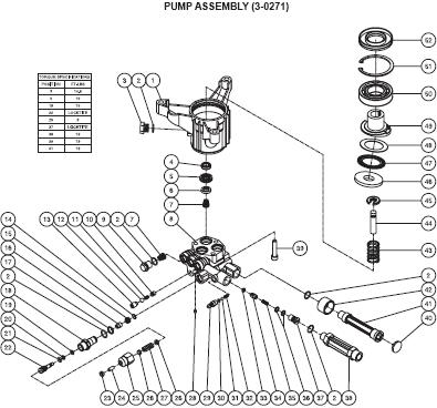 Cat Engine Water Pump on alternator internal wiring diagram