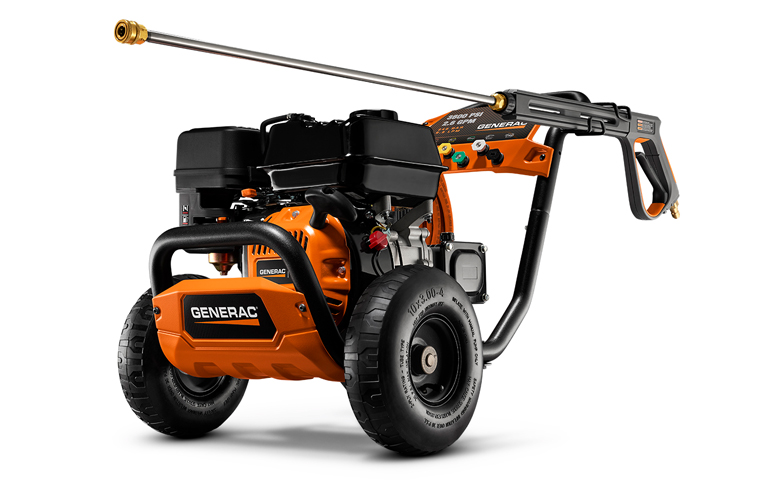 Generac 6924 Gas Pressure Washer with Variable PSI Gun