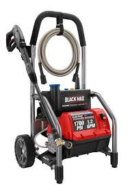 Blackmax Pressure Washer Bm80721