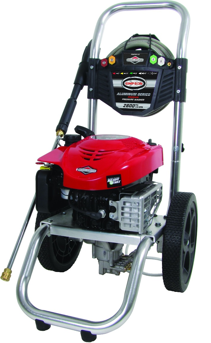 Simpson 174 Msv3024 Pressure Washer Parts Breakdown Amp Owners
