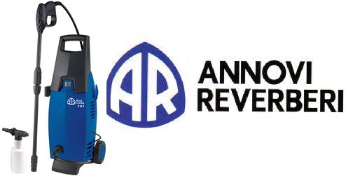 AR141 Electric Pressure Washer Parts, Breakdown & Manual