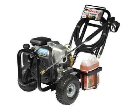 KODIAK CG2800R Pressure Washer Parts, Breakdown & owners Manual