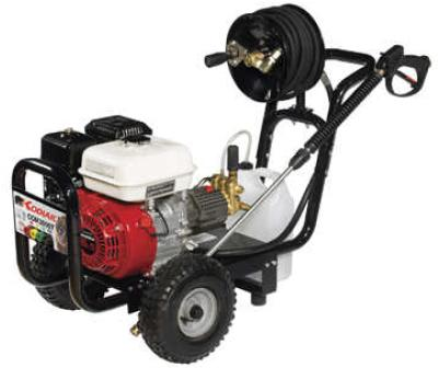 KODIAK COM3000T Pressure Washer Parts, Breakdown & owners Manual