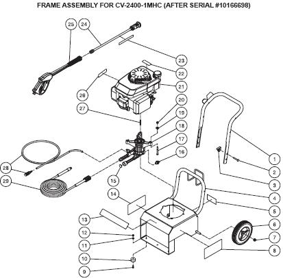 Hot Water Pressure Washer Switch Wiring Diagram on wiring diagram for hotpoint washing machine