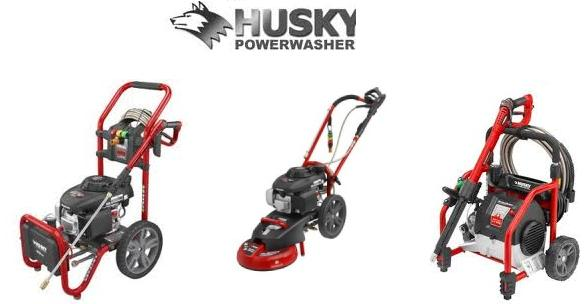 Husky Gas Pressure Washer Replacement Parts, pumps, breakdowns, repair kits