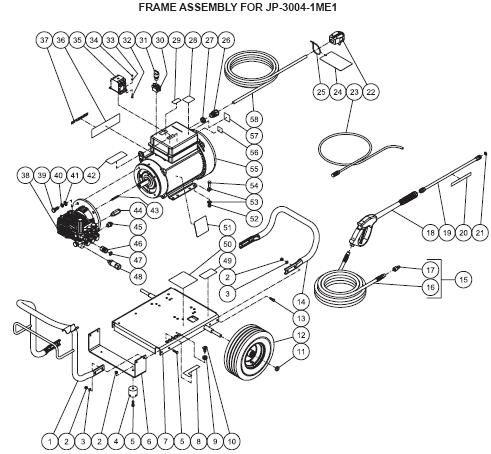 Jp Parts Diagram