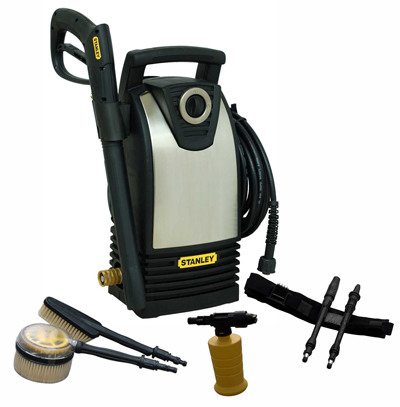 Stanley P1450s pressure washer replacement parts and manual