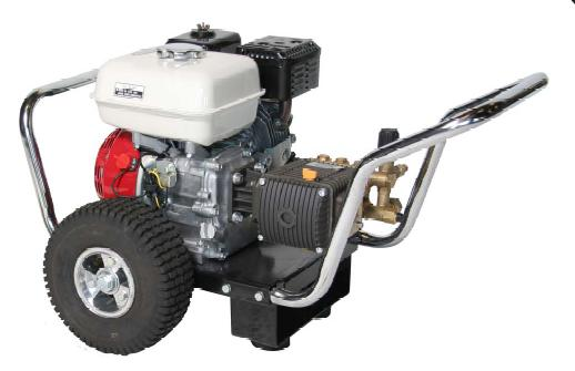 Simpson PowerShot 2200 Pressure Washer Parts, breakdown & Owners Manual