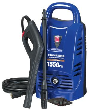 PW1550 Electric Power Washer Replacement Parts & Owners Manual