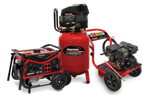 Powermate pressure washers have been used commercially for years to clean buildings, strip paint and remove graffiti. They offer a portable, powerful and efficient way to clean almost any surface providing an effective way to get the job done faster, easier and cheaper than previous methods.