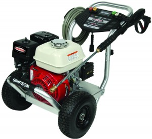 SIMPSON ALH3425 PRESSURE WASHER