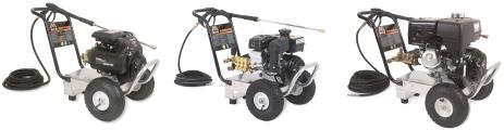 MI-T-M WORK PRO Pressure Washer breakdowns & Replacement Parts.