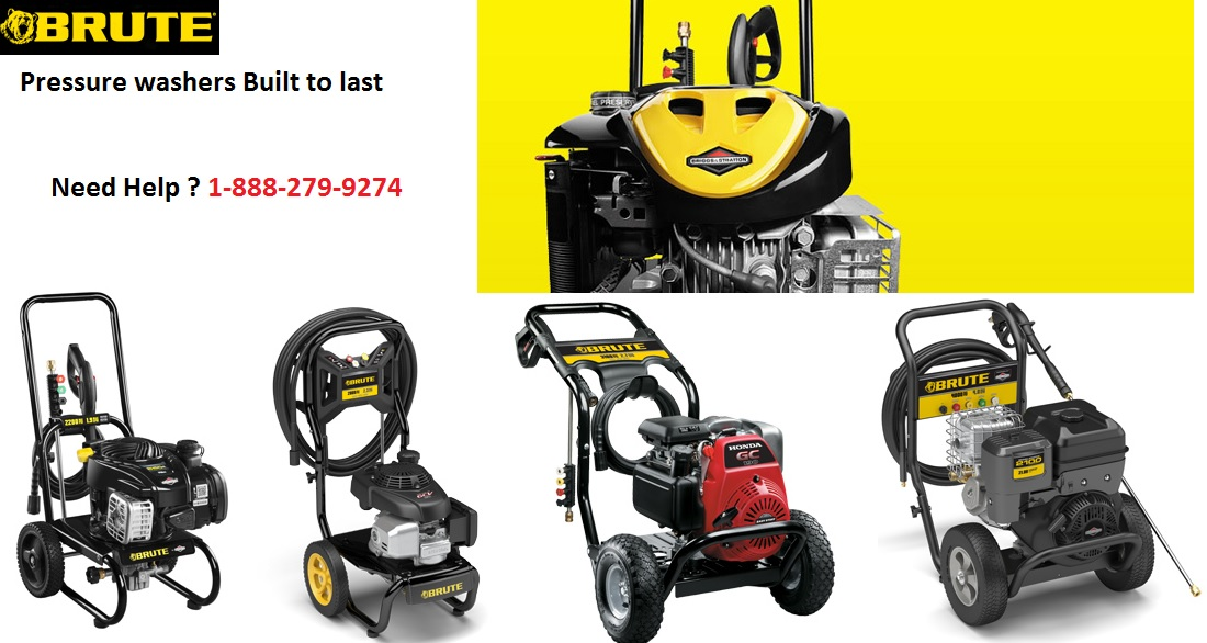 Brute pressure washer replacement parts, tech support and help line 1-888-279-9274