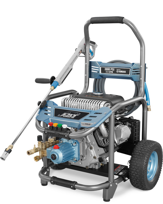 Cat Pressure Washer Breakdowns and parts