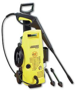 Karcher K297 Pressure Washer replacement Parts