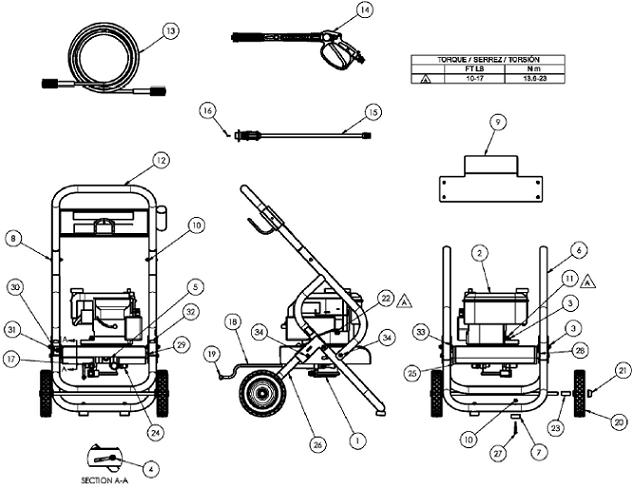 leman powwermate pw0902200 parts breakdown