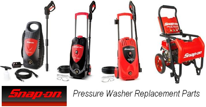 Snap on pressure washer replacement parts and manuals. Powered by ALLTRADE Tools.