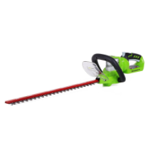 G24 GREENWORKS HEDGE TRIMMER - TOOL ONLY