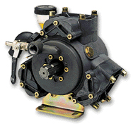 APS51- Diaphragm Pump by Comet