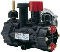 MC18-GR- Diaphragm Pump by Comet