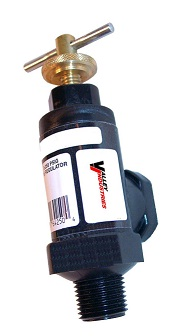 Universal Pressure Regulator-400 PSI - Polypropylene