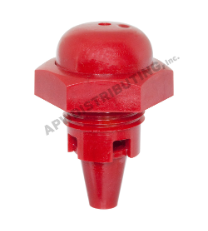 Vented Oil Cap (Red)