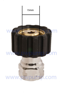 "22mm (15MM) Euro Connect x 3/8"" FPT"
