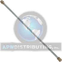 "18"" WAND WITH FITTINGS"
