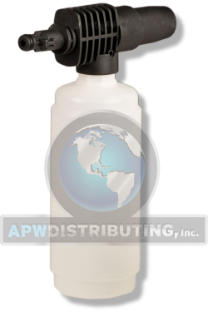 LOW PRESSURE SOAP BOTTLE