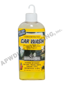 Concentrated Detergent - CAR WASH