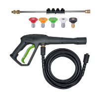 ELECTRIC GUN HOSE WAND TIP KIT