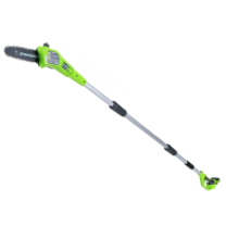 G24 GREENWORKS POLE SAW - TOOL ONLY