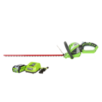 GREENWORKS 40V 2.0AH CORDLESS HEDGE TRIMMER