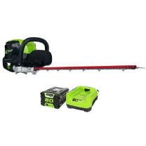 GREENWORKS 80V 2.0AH HEDGE TRIMMER