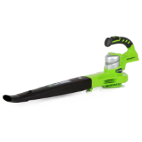 G24 GREENWORKS BLOWER - TOOL ONLY