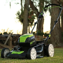 "GREENWORKS 80V 21"" LAWN MOWER - TOOL ONLY"