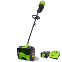 "GREENWORKS 80V 12"" SNOW SHOVEL"
