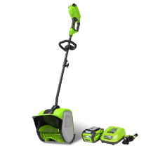 "GREENWORKS 40V 12"" SNOW SHOVEL"