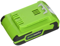 GREENWORKS 24V 2.0AH BATTERY G-24 (GEN 3)