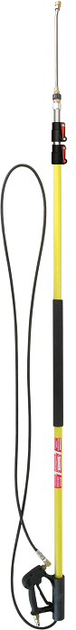 24' FIBERGLASS TELESCOPING WAND