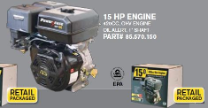 15.0 HP Engine