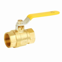 "3/8"" Brass Full Port Ball Valve"