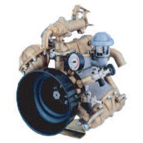 IDS1000- Diaphragm Pump by Comet