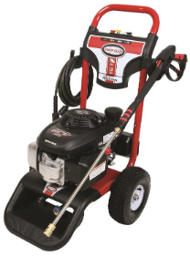 SIMPSON MSV3025-S (COMPLETE PRESSURE WASHER)