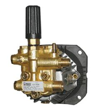 XJV Pump E Version 5/8 with NEMA 56 - C Flange