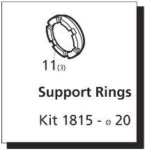 Support Ring Kit