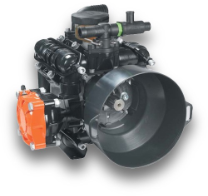 BP171- Diaphragm Pump by Comet